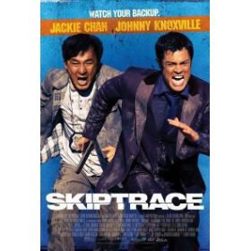 Skiptrace - A zűrös páros (DVD)