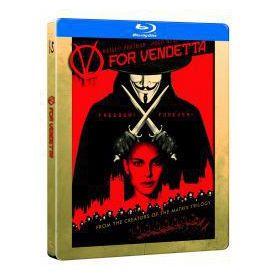 V mint Vérbosszú - Limitált fémdobozos kiadás (Blu-ray)