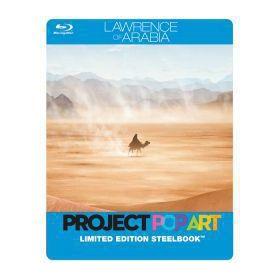 Arábiai Lawrence - limitált, fémdobozos változat (POP ART steelbook) (Blu-ray)