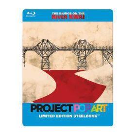 Híd a Kwai folyón - limitált, fémdobozos változat (POP ART steelbook) (Blu-ray)