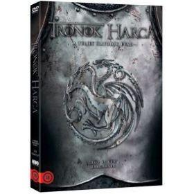 Trónok harca: 6. évad Targaryen O-ringgel (5 DVD)
