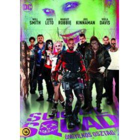 Suicide Squad - Öngyilkos osztag (DVD)