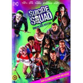 Suicide Squad - Öngyilkos osztag  (2 DVD)