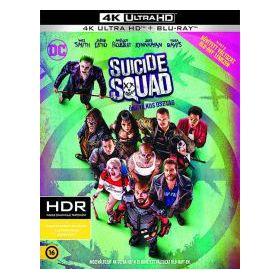 Suicide Squad - Öngyilkos osztag (4K UHD Blu-ray)