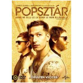Popsztár: Soha ne állj le (a soha le nem állással)! (DVD)