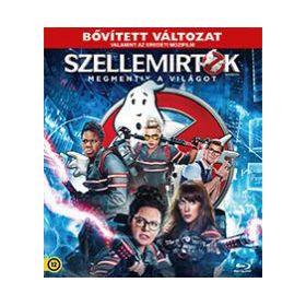 Szellemirtók (2016) - bővített változat (Blu-ray)