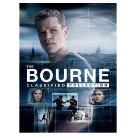 Bourne-gyűjtemény (5 Blu-ray+DVD)