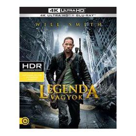 Legenda vagyok (4K Ultra HD (UHD) + BD)