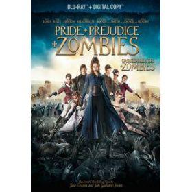 Büszkeség és balítélet meg a zombik (Blu-ray)