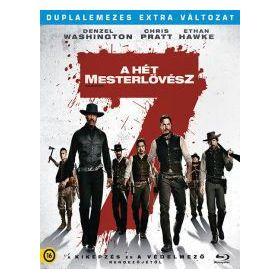 A hét mesterlövész (2016) - duplalemezes extra változat (2 Blu-ray)