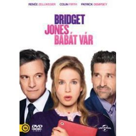 Bridget Jones babát vár (DVD)