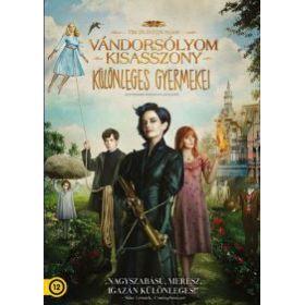 Vándorsólyom kisasszony különleges gyermekei (DVD)