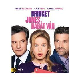 Bridget Jones babát vár (Blu-ray)
