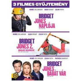 Bridget Jones trilógia (3 DVD)
