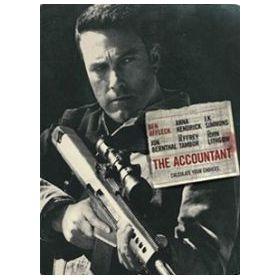 A könyvelő (Blu-Ray Steelbook)