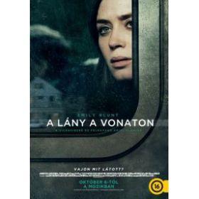 A lány a vonaton (DVD)