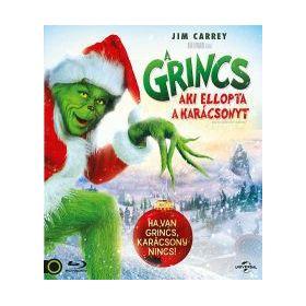 A Grincs (Blu-Ray)