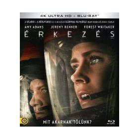 Érkezés (UHD+BD) (Blu-Ray)