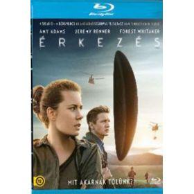 Érkezés (Blu-Ray)