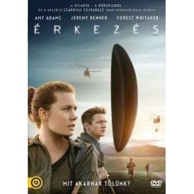 Érkezés (DVD)