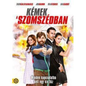 Kémek a szomszédban (DVD)