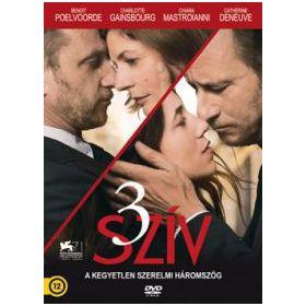 3 szív (DVD)