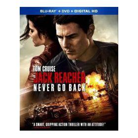 Jack Reacher: Nincs visszaút  (Blu-ray)