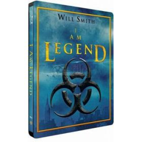 Legenda vagyok (Steelbook) (Blu-Ray)