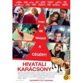 Hivatali karácsony (DVD)