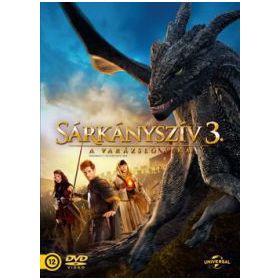 Sárkányszív 3. - A varázsló átka (DVD)