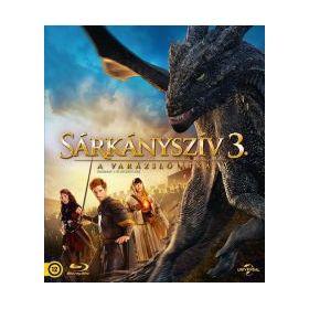 Sárkányszív 3. - A varázsló átka (Blu-Ray)