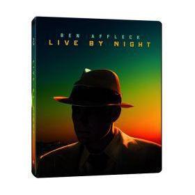 Az éjszaka törvénye *steelbook* (Blu-Ray)