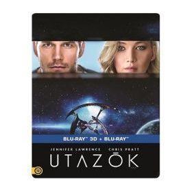 Utazók  - limitált, fémdobozos változat (BD+3DBD) (steelbook) (Blu-Ray)