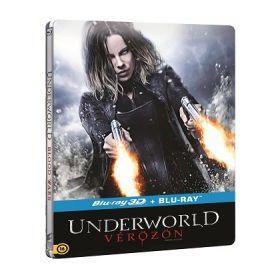Underworld - Vérözön  - limitált, fémdobozos változat (BD+3DBD) (steelbook) (Blu-Ray)