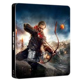 A Nagy Fal  - limitált, fémdobozos változat (BD+3DBD) (steelbook) (Blu-Ray)