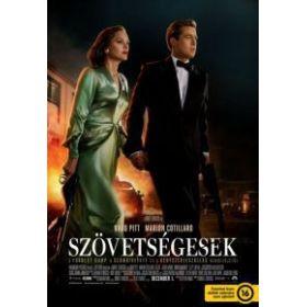Szövetségesek (Blu-ray)