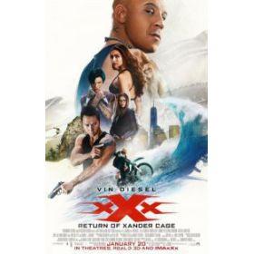 xXx: Újra akcióban  (DVD)