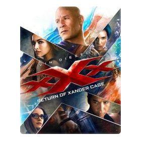 xXx: Újra akcióban  (Blu-ray)