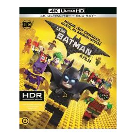 Lego Batman - A film 4K UHD (Blu-Ray)