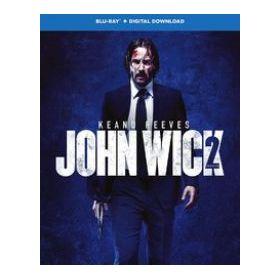 John Wick: Második felvonás (Blu-Ray)