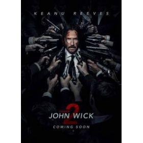 John Wick: Második felvonás (DVD)