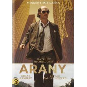 Arany (DVD)