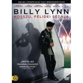 Billy Lynn hosszú, félidei sétája (DVD)