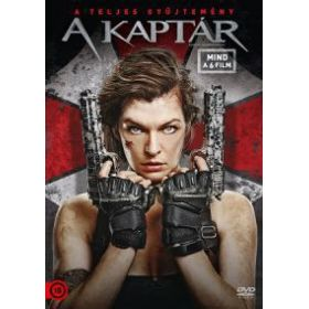 A Kaptár - a teljes gyűjtemény (6 DVD)