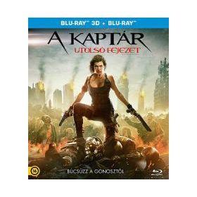 A Kaptár - Utolsó fejezet  (BD3D+BD) (Blu-Ray)