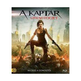 A Kaptár - Utolsó fejezet (Blu-Ray)