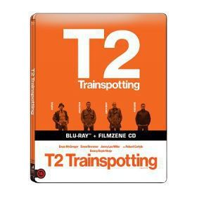 T2 Trainspotting (BD+CD) (steelbook)