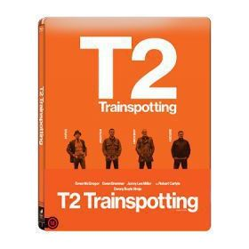 T2 Trainspotting (Blu-ray steelbook)