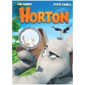 Horton (DVD)  *Extra - Papírfeknis kiadás*
