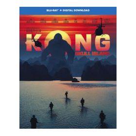 Kong: Koponya-sziget (Blu-ray)